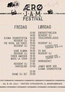 Ærø jam festival